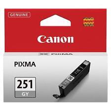Canon 251 GY Inkjet Ink Cartridge