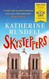 Skysteppers World Book Day 2021 By Katherine Rundell NEW