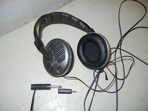 Sennheiser HD 540 Reference Over Ear Kopfhörer Headphone Casque de Musiq Cuffia