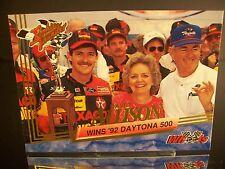 Rare Davey Allison Wheels Rookie Thunder 1993 Card #84 WINS '92 DAYTONA 500