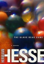 NEW The Glass Bead Game: (Magister Ludi) A Novel by Hermann Hesse
