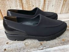 Paul Green Dara Women's black stretch slip on loafers Sz 7.5