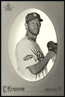 2020 Topps Allen and Ginter Boxloaders #BL-CK Clayton Kershaw