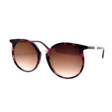 3430399547c8 Lacoste L849S 215 Cyclamen Havana Women s Full Rim Oval Sunglasses