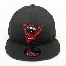 New Era Cap Men's DC Comics The Joker Laugh Villain 950 Snapback Hat - One Size
