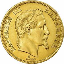 [#484918] Monnaie, France, Napoleon III, Napoléon III, 100 Francs, 1865, Paris