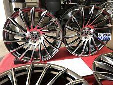 (131) 4x Alufelgen Tomason TN16 10x22 Mercedes GL ML GLE M-Klasse