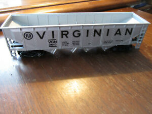 Vintage HO Scale Tyco Virginian VGN 2610 Hopper Car