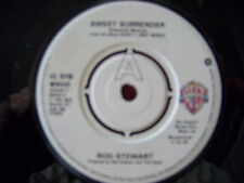 Rod stewart-sweet surrender/Ghetto Blaster uk wb records