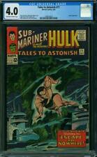 Tales to Astonish #71 CGC 4.0 -- 1965 -- Leader. Sub-Mariner. Hulk. #1296330014