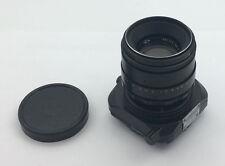 Helios-44-2 2/58mm Vologda TILT/SHIFT lens for Micro 4/3 or Sony NEX MINT