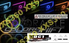 ORACLE Headlight DRL/HALO RING KIT for Honda Ridgeline 17-18 LED COLORSHIFT BC1