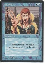 *MRM* FRENCH contresort ( Counterspell ) Good MTG FBB