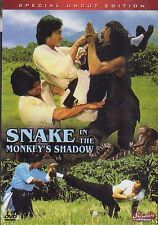 Snake In The Monkey's Shadow---Hong Kong RARE Kung Fu Martial Arts Action movie