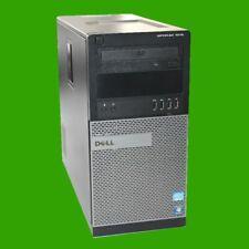 PC System DELL Optiplex 7010 MT  I3 3240 3,4GHz 4 GB  500 GB DVD-RW  WIN 10Pro