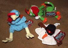 Meanie Shocking Stuffers Cold Turkey Splat in the Hat Slushy the Snowman beanie
