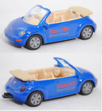 Siku Super 1056 VW New Beetle Cabrio 2.0, Rexroth / Bosch Group, Sondermodell