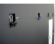 Pinwand Memotafel Magnettafel 1050-01 schwarzes Brett Metall  Artikel-Design