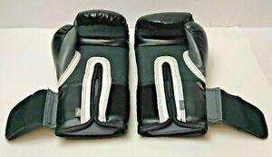 Everlast men's or Women's Pro Style Training Boxing Gloves - Black 12oz - 2312