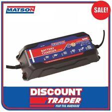 Matson Waterproof 1.5Amp Smart Charger - AE150E