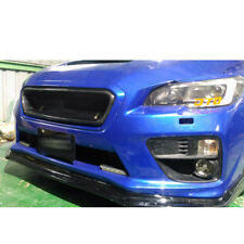 Carbon Fiber CS Type Front Grille Grilles Trim For Subaru WRX STI 4DR Sedan 4th