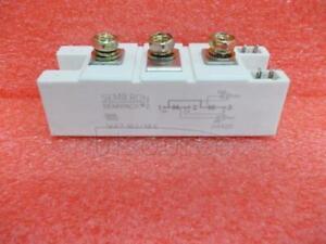 1PCS SKKT162/18E  Encapsulation:MODULE,Thyristor / Diode Modules