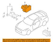NISSAN OEM 2015 GT-R ABS Anti-Lock Brakes-Actuator 4766062B1B