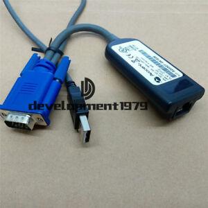 Used DSRIQ-USB KVM Interface Module RJ45 Network Switch Adapter 520-307-505