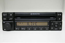 Original Mercedes Special MF2297 Cd-R Alpine Becker Car Stereo Radio GS14