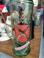 Vintage Old Fitzgerald Stitzel Weller Bourbon Bottle Empty