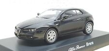 1/64 Kyosho Alfa Romeo BRERA BLACK diecast car model