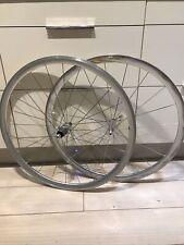 Hunt Aero Sprint wheels 700c Rim brake Shimano freehub  road race bike