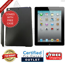 Apple iPad 2nd Generation 32GB --- Wi-Fi Only --- Black --- USA Trusted Seller
