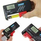 Digitalanzeige Batterietester Ersatz Knopf Universal Volt Werkzeug Zeiger