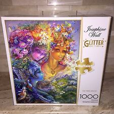 JOSEPHINE WALL THE THREE GRACES GLITTER EDITION 1000 PC JIGSAW PUZZLE