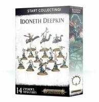 Start Collecting! Idoneth Deepkin Warhammer Age of Sigmar NIB