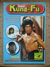 BRUCE LEE Kung-Fu Monthly Magazine RARE Book LITTLE DRAGON Special Issue Movie
