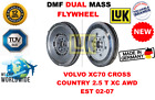 FOR VOLVO XC70 CROSS COUNTRY 2.5 T XC AWD EST 02-07 NEW DUAL MASS DMF FLYWHEEL