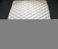 Allergikergeeignete Matratzenschoner & -auflagen aus 100% Baumwolle