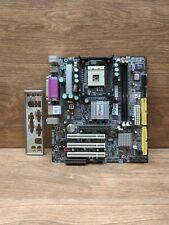 AOpen MX46 U2-CN Socket 478 Motherboard Complete With I/O Plate