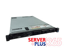 Dell PowerEdge R620 8 Bay Server 2.7 GHz 8 Core 128GB RAM 4x 300GB, PERC H710