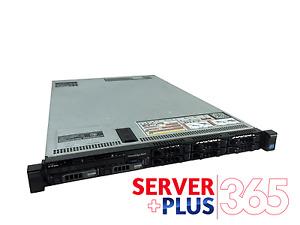 Dell PowerEdge R620 8Bay Server, 2x 2.9GHz 8Core E5-2690, 32GB, 4x Trays, H710