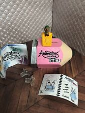 Cinderella Gus Mouse Mystery Box Micro Disney Store Princess Doll Animator