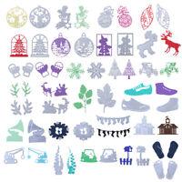 Metal Cutting Dies Stencil Scrapbook DIY Paper Card Craft Embossing Gift Die-Cut