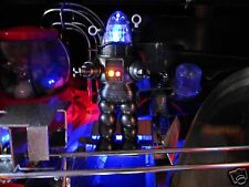 ROBBY THE ROBOT SCP TWILIGHT ZONE PINBALL MOD W/ COLOR CHANGING LED -EASY 2 WIRE