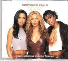 (DH739) Destiny's Child, Survivor - 2001 CD