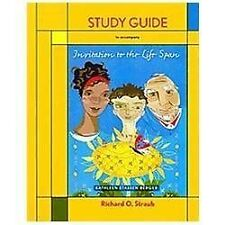 Study Guide for Invitation to the LifeSpan, Berger, Kathleen Stassen, Good Book