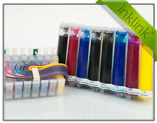 RIHAC Pigment CISS for Epson Photo R800 R1800 Ink System Cartridges T0540-T0549