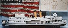 1/192 USS PANAY PR-5 China River Gunboat Complete Resin & PE Brass Model Kit