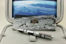 Montegrappa Moon Landing´s 50th Alu-kugelschreiber À bille Pen Spécial Édition